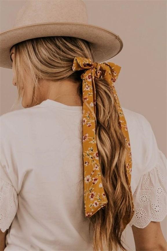 Saç Stilinizi aksesuarla Şekillendirmenin Etkileyici Yolları 27