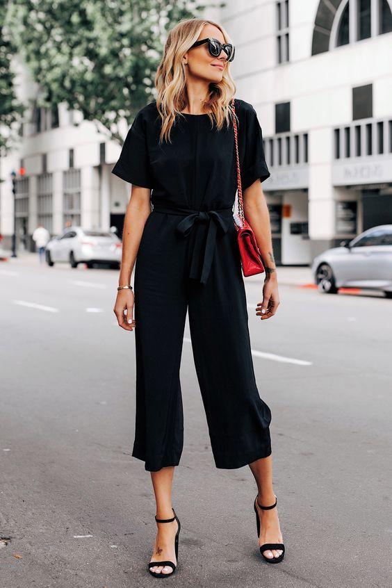 Sahip Olmanız Gereken 25 Klas Siyah Kıyafetler 13