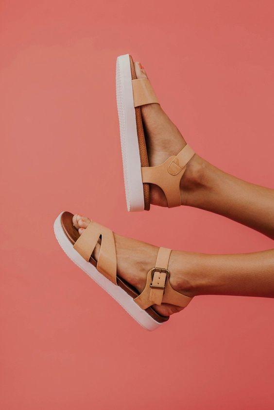 Sahip Olmaya Değer 28 Konforlu ve Şık Yaz Sandaletleri 14