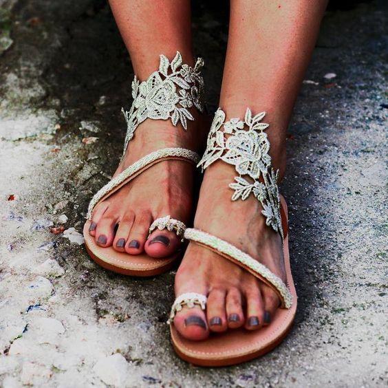Sahip Olmaya Değer 28 Konforlu ve Şık Yaz Sandaletleri 21