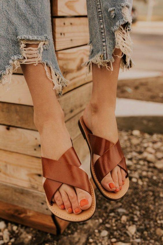 Sahip Olmaya Değer 28 Konforlu ve Şık Yaz Sandaletleri 23