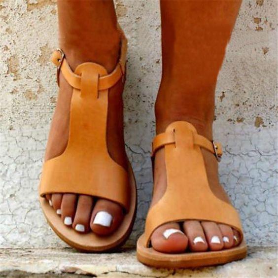 Sahip Olmaya Değer 28 Konforlu ve Şık Yaz Sandaletleri 28