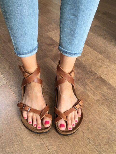 Sahip Olmaya Değer 28 Konforlu ve Şık Yaz Sandaletleri 9