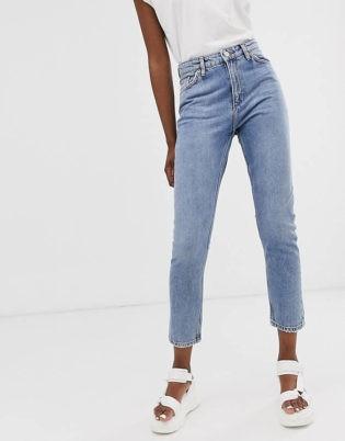 Skinny jeans kazak kombini 4