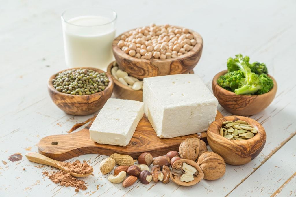 Yüksek proteinli az yağlı yiyecekler