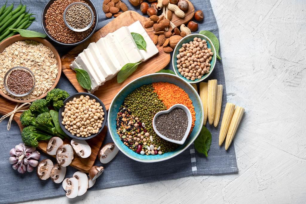 Yüksek proteinli vegan gıdalar