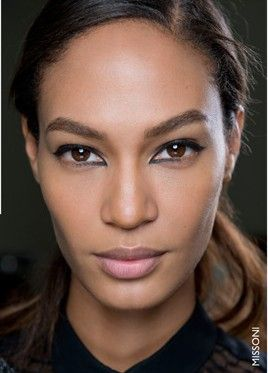 Yüzü İnce Gösteren Makyaj Modelleri 15