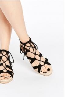 bağcıklı sandalet 2