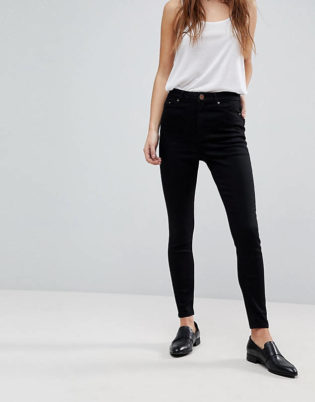 skinny jeans kombin 1