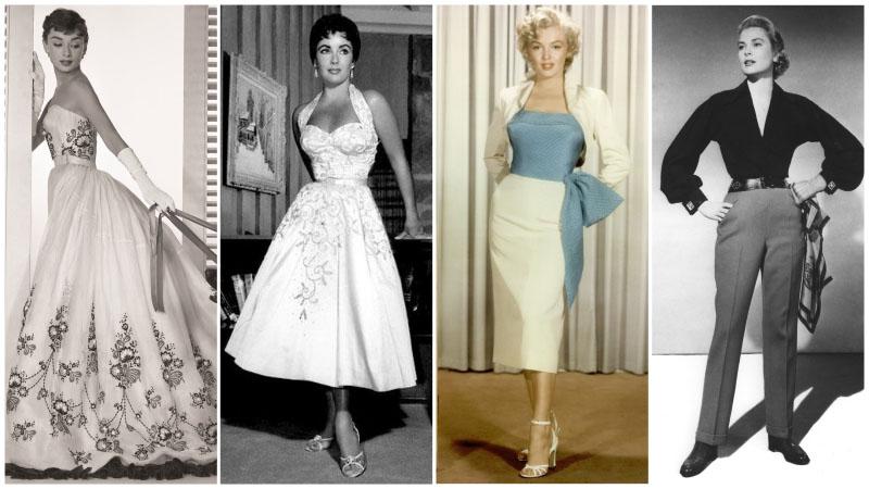 50 ler moda ikonu