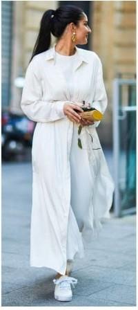 beyaz kıyafet kombin önerileri 1