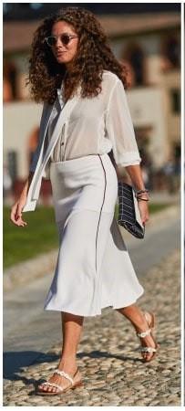 beyaz kıyafet kombin önerileri 18