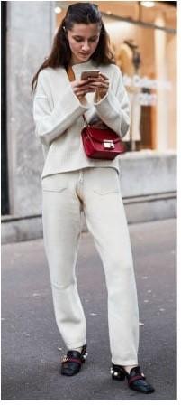 beyaz kıyafet kombin önerileri 2