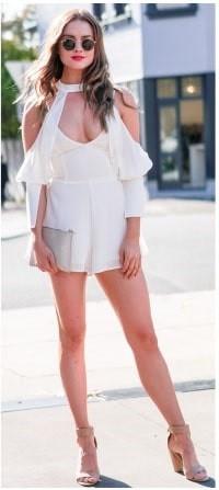 beyaz kıyafet kombin önerileri 5