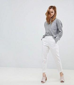 beyaz pantolon kombini 2