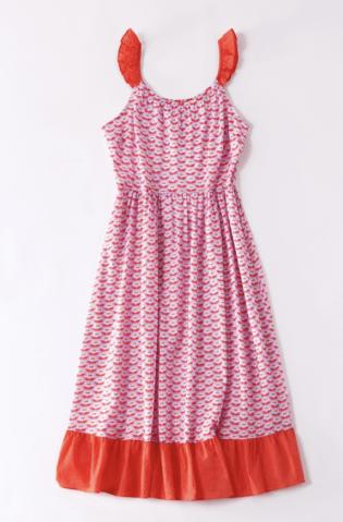 eşleşen elbise çocuk 4