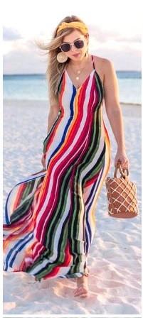 plaj kıyafetleri kombinleri 3