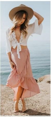 plaj kıyafetleri kombinleri 4