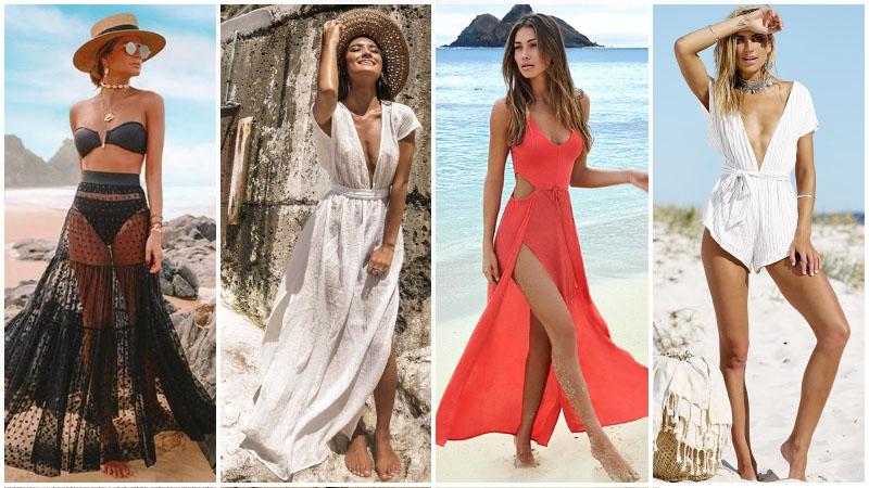 seksi plaj kıyafetleri