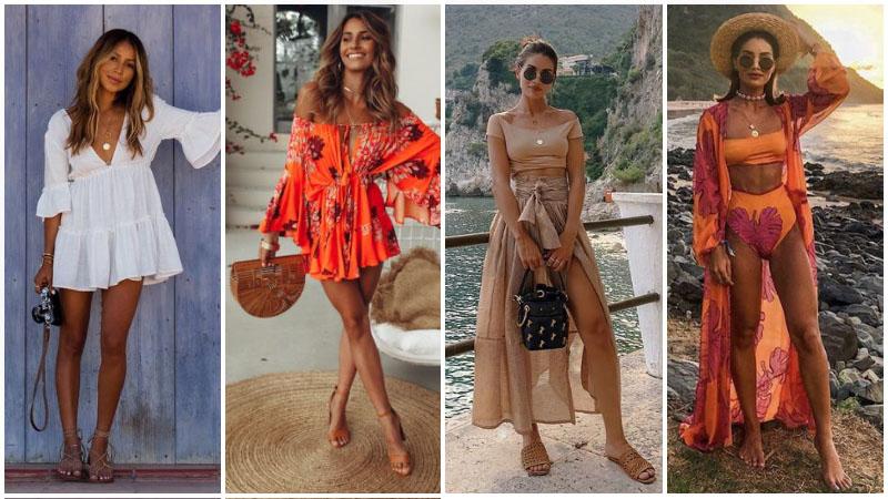 sevimli plaj kıyafetleri