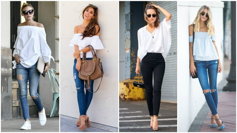 skinny jeans nasıl giyilir