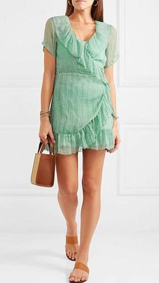 yeşil elbise 1