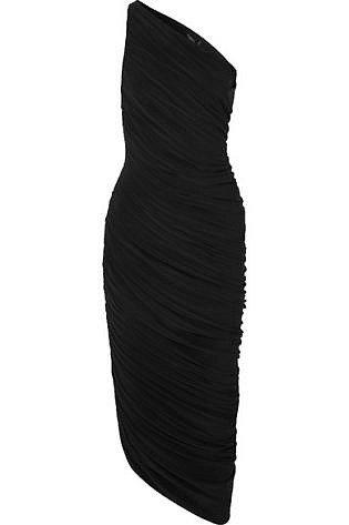 mini siyah elbise 2