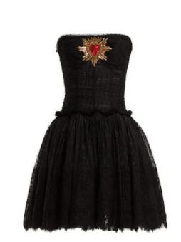 parti için küçük elbise 1