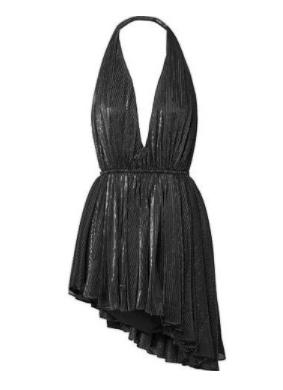 parti için küçük elbise 3