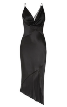 siyah elbise modelleri 1